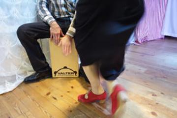 avancerad flamenco